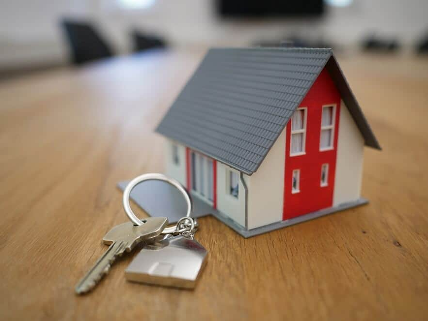 dividing house in a divorce