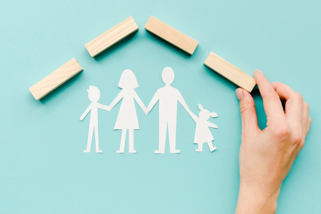 building healthy family relationships